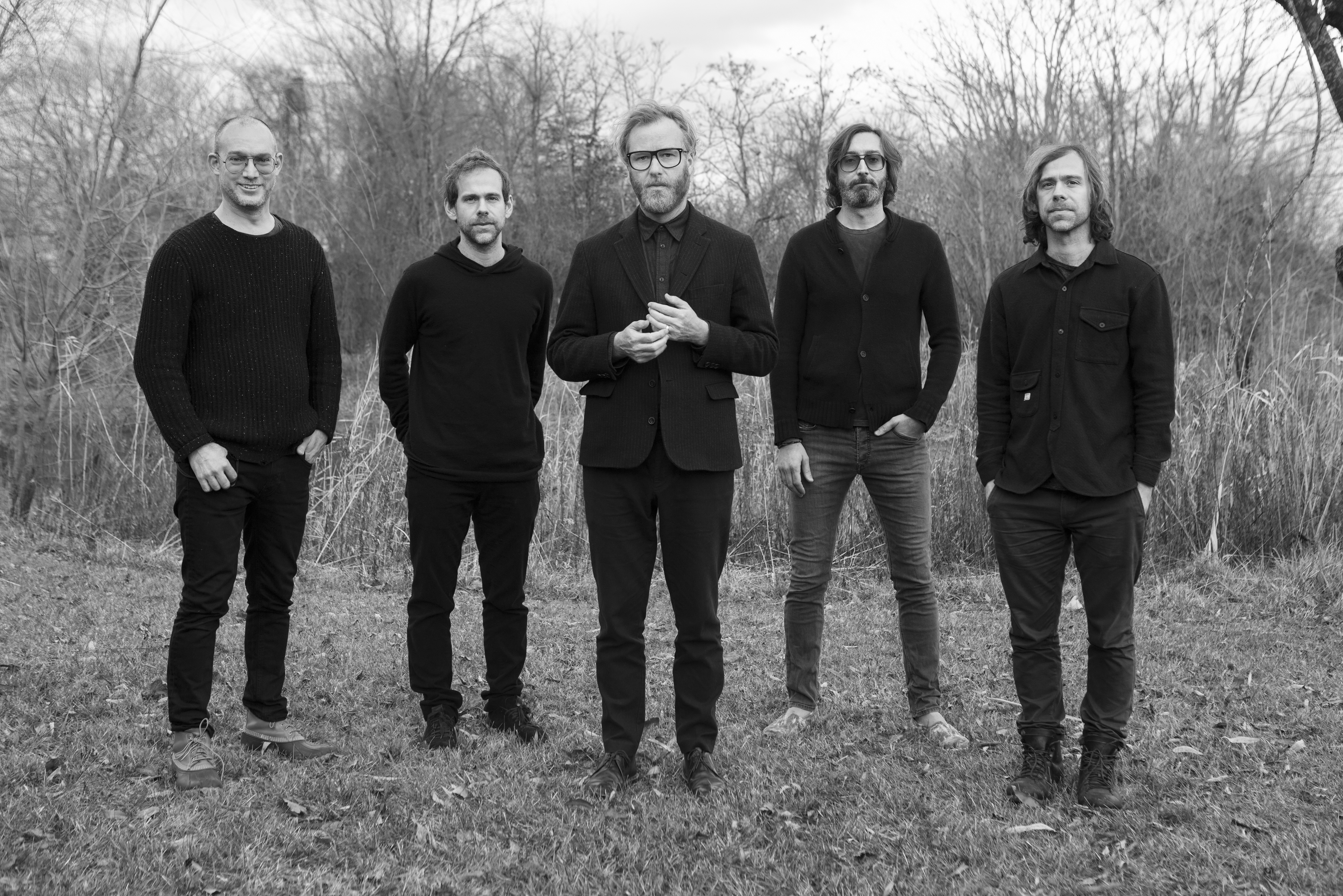 "The National Shake Things Up on ""Sleep Well Beast"""