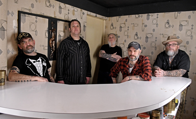 "Lucero Address Change on the Magnificent ""Among The Ghosts"""